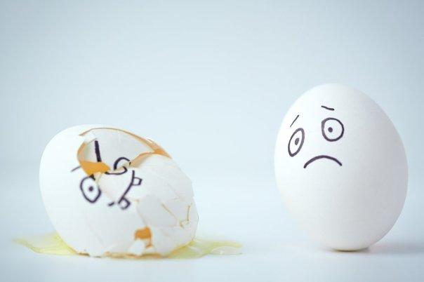 Egg-Sad